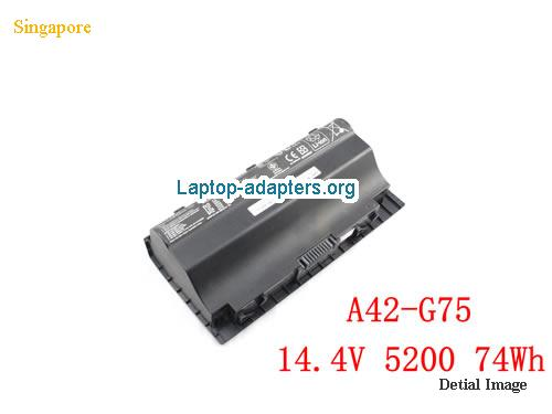 ASUS A42-G75 Battery