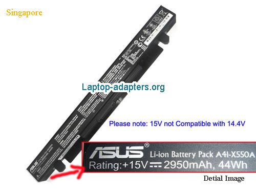 ASUS X550LN Battery