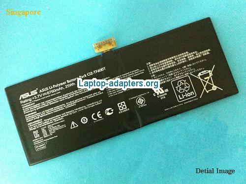 ASUS TF600T Battery