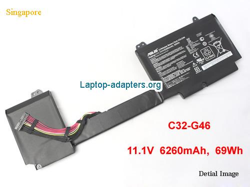 ASUS C32-G46 Battery