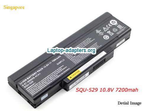 MSI CBPIL73 Battery