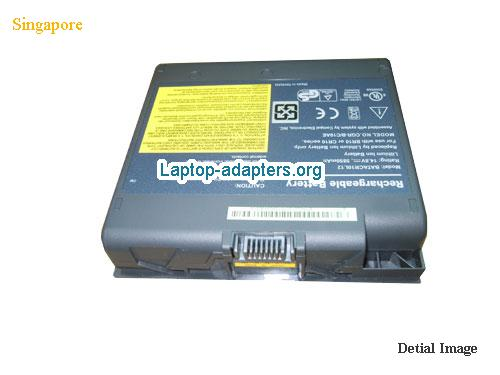TOSHIBA PA3166U Battery