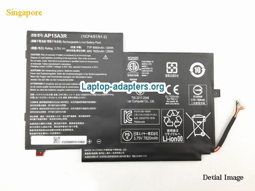ACER AP15A3R Battery