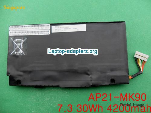 ASUS BNE010027 Battery