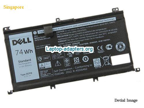 DELL 71JF4 Battery