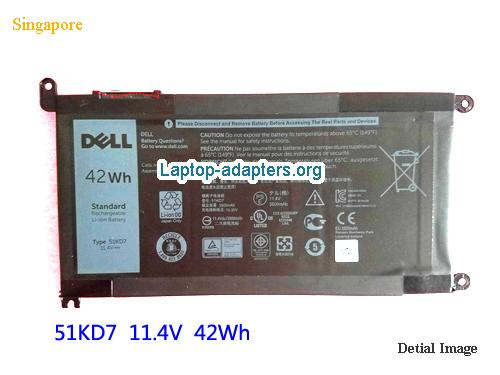 DELL J0PGR Battery