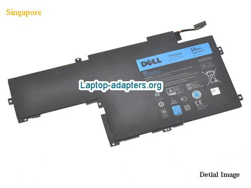 DELL C4MF8 Battery