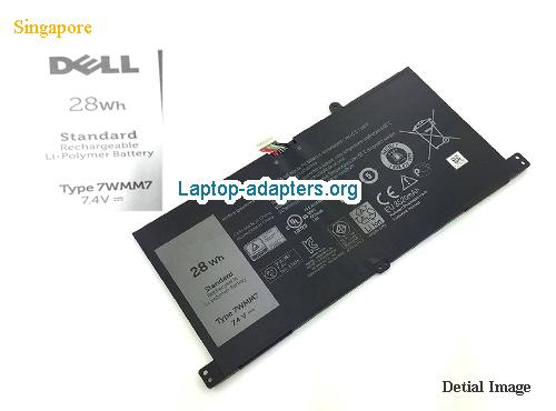 DELL DL011301-PLP22G01 Battery