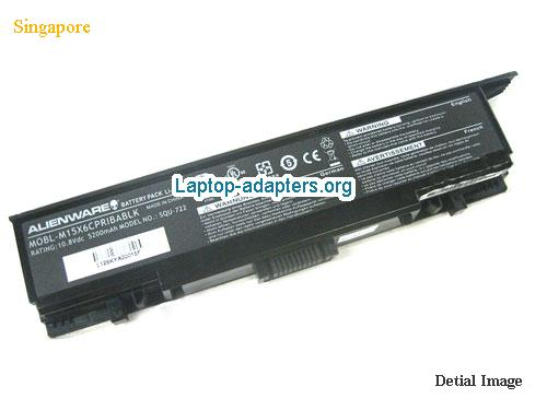 DELL M15X6CPRIBABLK Battery