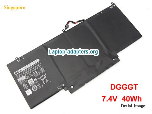 DELL DGGGT Battery