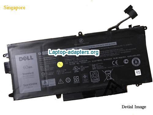 DELL K5XWW Battery