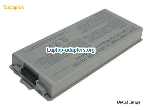 DELL D5540 Battery