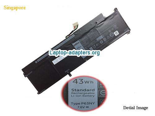 DELL Latitude 7370 Battery