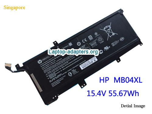 HP HSTNN-UB6X Battery