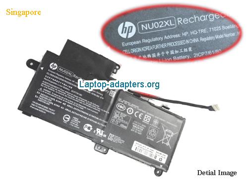HP TPN-W117 Battery
