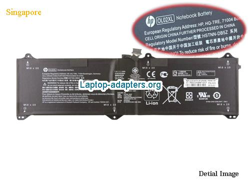 HP OLO2XL Battery