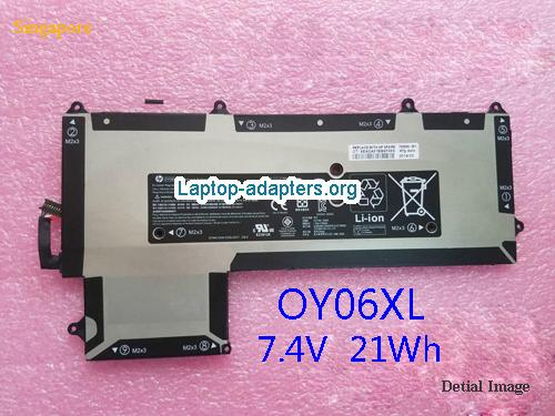 HP OY06021XL Battery