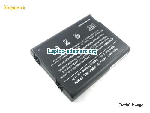 HP COMPAQ HSTNN-IB04 Battery