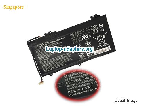 HP Z3B05EA Battery