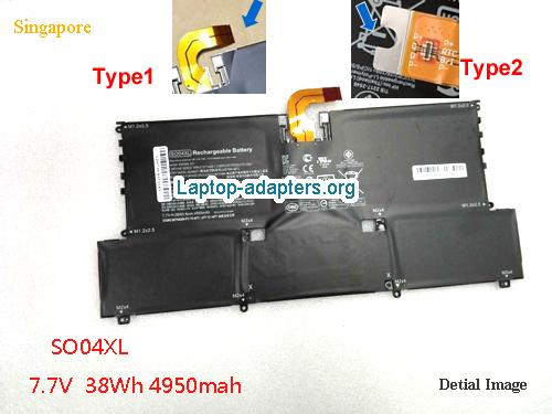 HP TPN-C127 Battery