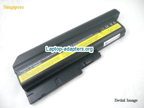 IBM THINKPAD R61I SERIES Battery