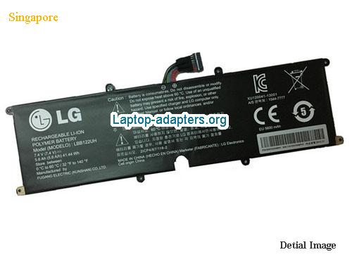 LG LBB122UH Battery