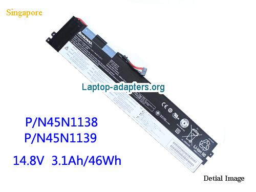 LENOVO FRU 45N1139 Battery
