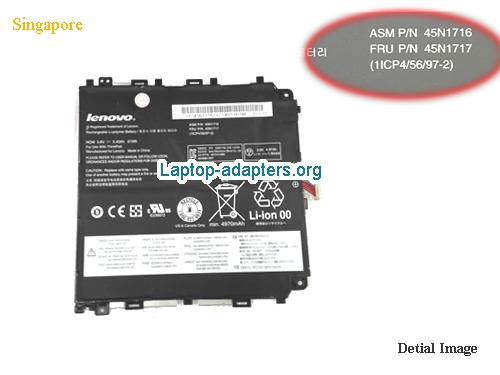 LENOVO 1ICP4/57/104-2 Battery