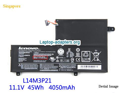LENOVO Yoga 500-14IBD Battery