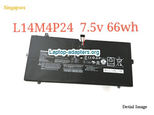 LENOVO Yoga 900-13ISK (80SD000HGE) Battery