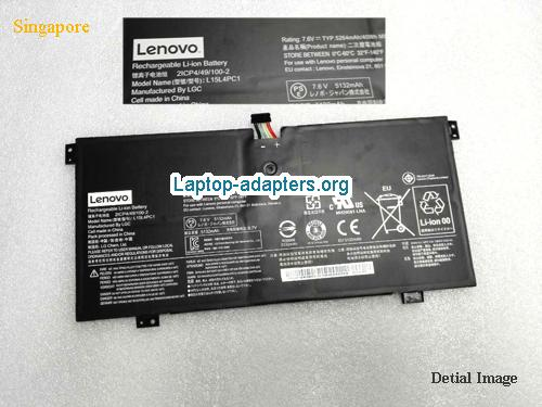 LENOVO L15M4PC1 Battery