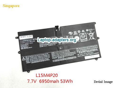 LENOVO YOGA 900S-12ISK-6Y75 Battery