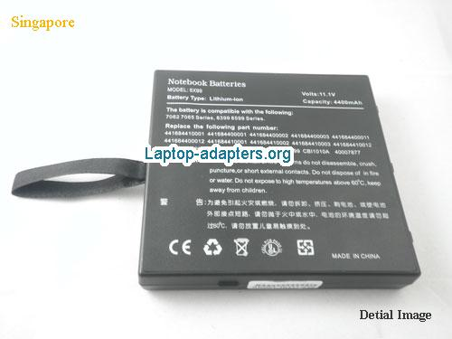 MEDION MD42811 Battery