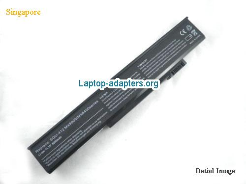 MEDION MD96015 Series Battery