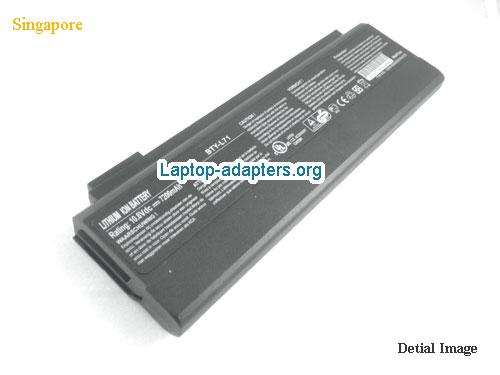 MSI WT10536A4091 Battery