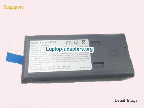 PANASONIC CFVZSU18 Battery