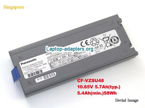 PANASONIC TOUGHBOOK CF-19 SERIES Battery