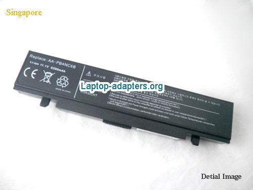 SAMSUNG R40-K00F Battery