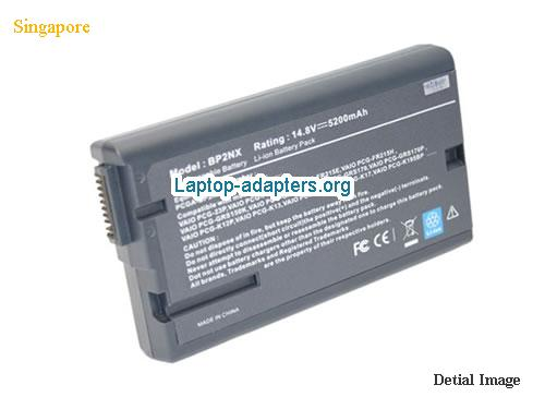 SONY PCGA-BP2NY Battery