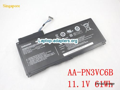 SAMSUNG QX410 Battery