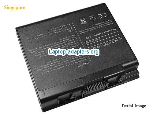 TOSHIBA PA3250U1BRS Battery
