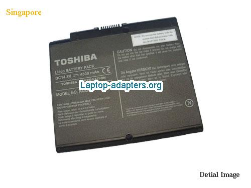 TOSHIBA PA3367U-1BRS Battery