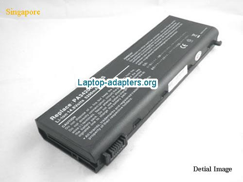 TOSHIBA TS-L20/25 Battery