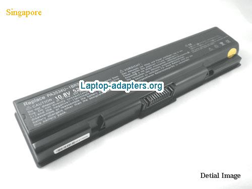 TOSHIBA PA3535U-1BRS Battery