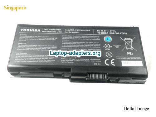 TOSHIBA PA3730U-1BRS Battery