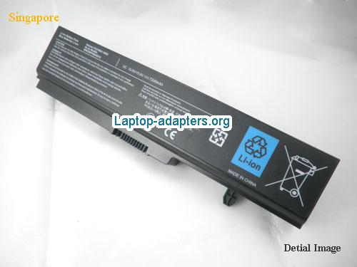 TOSHIBA PA3780U Battery