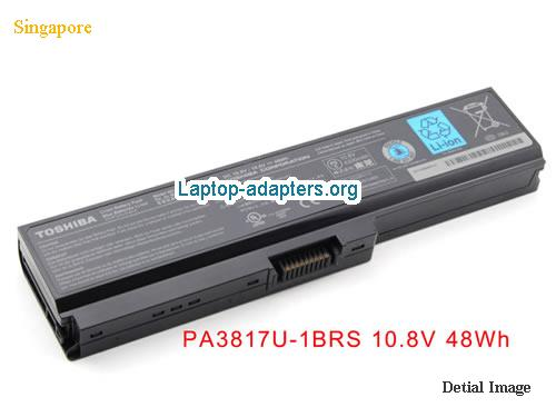 TOSHIBA U500-01D Battery