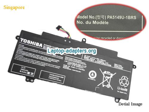 TOSHIBA Tecra Z40-C-11T Battery