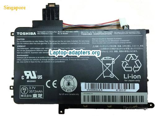 TOSHIBA PA5166U1BRS Battery