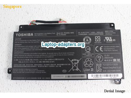 TOSHIBA PA5208U Battery
